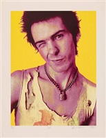 sid - yellow by dennis morris