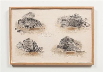sheep spaces, cae clyd blaenau ffestiniog by david nash