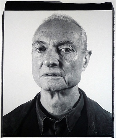 roy i by chuck close