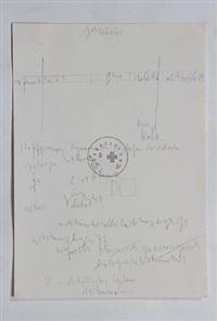 rhythmus berzelius hahnemann by joseph beuys