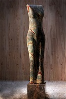 woodland torso 1 by paul vanstone