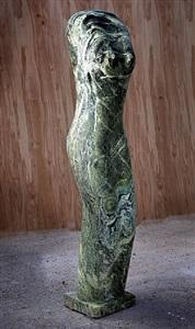 jade torso by paul vanstone
