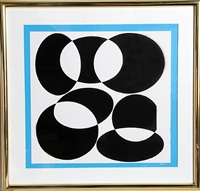 untitled 3 from the about agam portfolio by yaacov agam