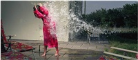 being splashed by julia fullerton-batten