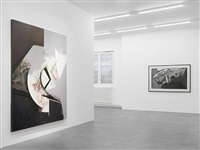 exhibition view by jay defeo