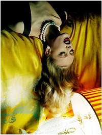 short breaths #5 by miles aldridge