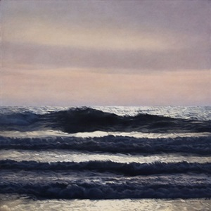 lapping waves by diane andrews hall