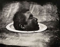 head of dead man, mexico city by joel-peter witkin