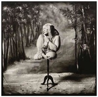 woman on a table, new mexico by joel-peter witkin