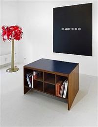 """pj-bu-02-a, """"bureau-bibliothek"""" by pierre jeanneret"""