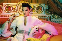 up brilliance #3 by miles aldridge