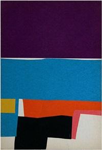 collage, sanary by ralph coburn