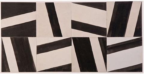arranged by choice collage by ralph coburn