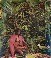 martinique by romare bearden