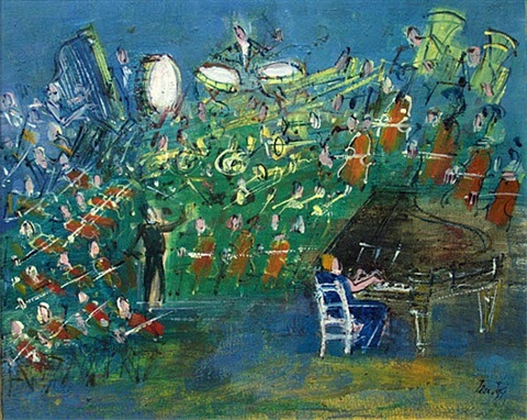 untitled by jean dufy