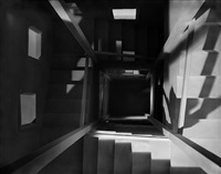 stairwell by james casebere