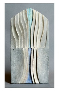 maquette for st mary's church in walsingham, england by ruth duckworth