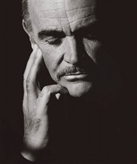 sean connery, hollywood by herb ritts