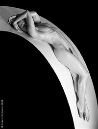 nude body nude #1320 by howard schatz