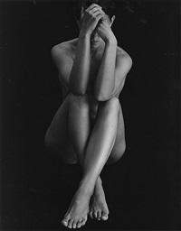 classic nude by brett weston