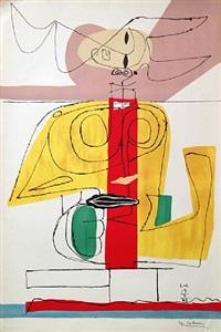 taurus by le corbusier