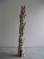 kubistischer babelturm by klaus hack