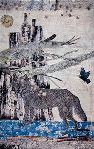 selected tapestries by kiki smith