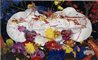 out of body of experience 6 ° n 3 ° w by marc quinn