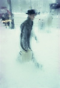 package by saul leiter