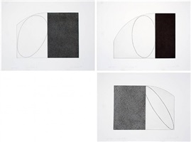 untitled (a, b, c) by robert mangold