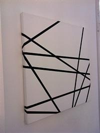 10 lignes au hazard (75084) by françois morellet