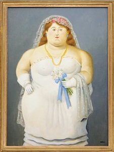 fernando botero - it is all about volume by fernando botero