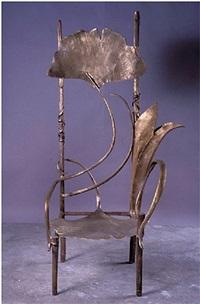 trône de pauline by claude lalanne