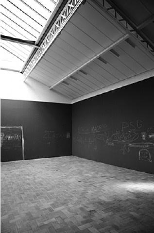 nouvel espace / new space galerie kamel mennour: 6, rue du pont de lodi, paris