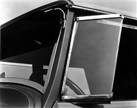 truck window by brett weston