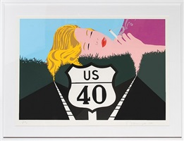 smoke dreams by allan d'arcangelo