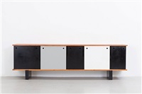 bahut / cabinet by charlotte perriand