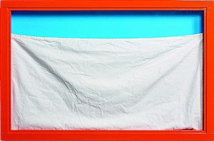 show window by christo and jeanne-claude