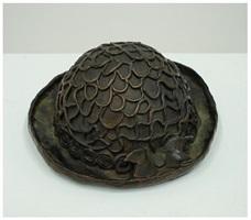 hat by yayoi kusama