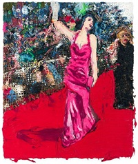 diva, red carpet by fabian marcaccio