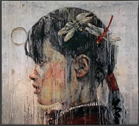 rainmaker by hung liu