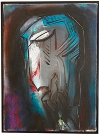 spectre by andré masson