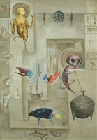 sanctuary for furies by leonora carrington