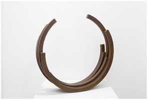 218.5 arc x 5 by bernar venet