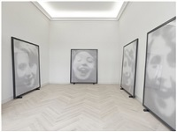 installation view kewenig galerie berlin by christian boltanski