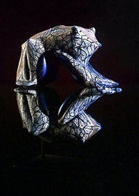 artifact frog by william morris