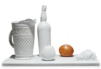 classical still life by george segal