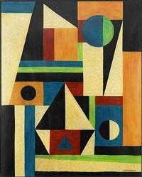transcendental abstraction by emil james bisttram