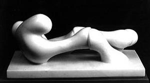 forme allongee by agustin cárdenas