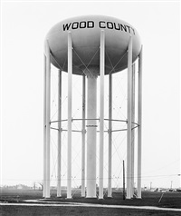 water tower, toledo, ohio, u.s.a. by bernd and hilla becher